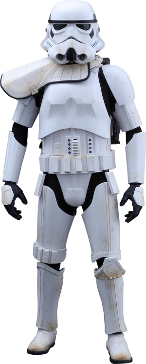 Stormtrooper Jedha Patrol Sixth Scale Figure