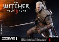 Gallery Image of Geralt of Rivia Polystone Statue