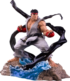 Ryu V-Trigger Statue