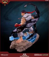 Gallery Image of Ryu V-Trigger Denjin Renki Statue