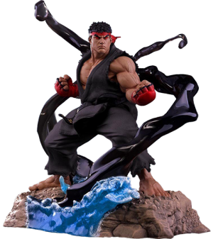 Ryu V-Trigger Satsui No Hado Statue