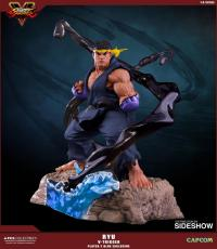 Gallery Image of Ryu V-Trigger Player 2 Blue Statue