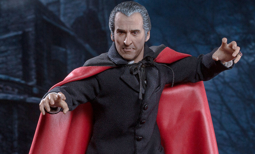 Gallery Feature Image of Count Dracula Sixth Scale Figure - Click to open image gallery