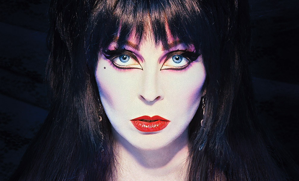 Gallery Feature Image of Elvira Mistress of the Dark Book - Click to open image gallery