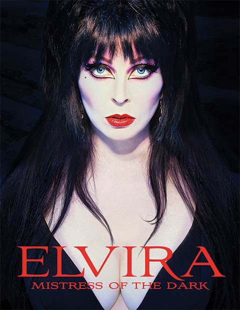 Tweeterhead Elvira Mistress of the Dark Book
