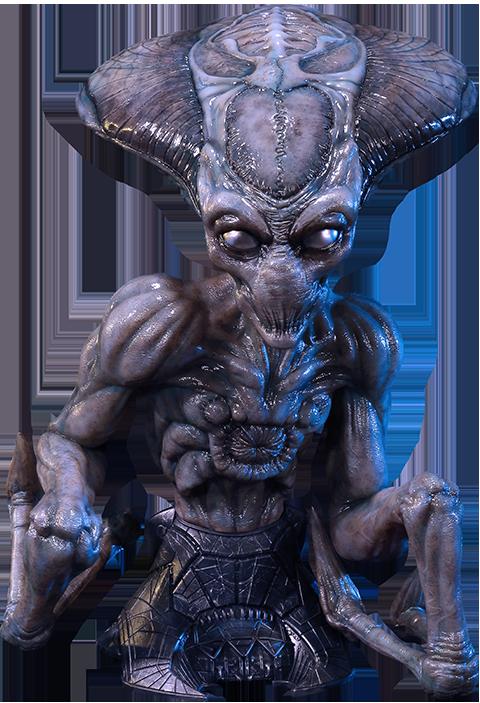 Prime 1 Studio Alien Life-Size Bust
