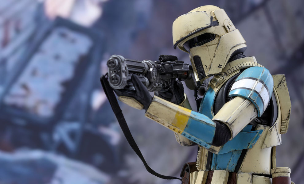 Gallery Feature Image of Shoretrooper Sixth Scale Figure - Click to open image gallery