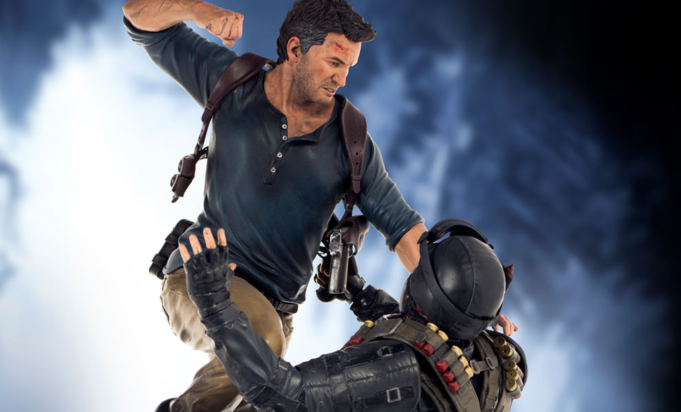 Gallery Feature Image of Nathan Drake Statue - Click to open image gallery