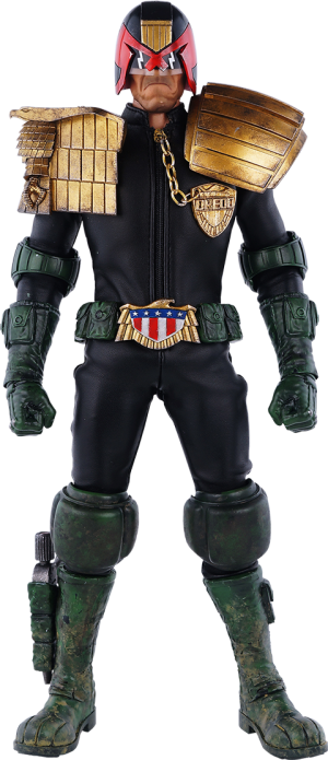 Judge Dredd Sixth Scale Figure