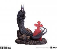 Gallery Image of Batman Red Rain Statue