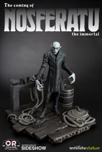 Gallery Image of The Coming of Nosferatu Statue
