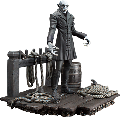 Infinite Statue The Coming of Nosferatu Statue