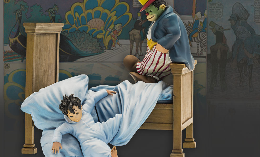 Gallery Feature Image of Little Nemo in Slumberland Statue - Click to open image gallery