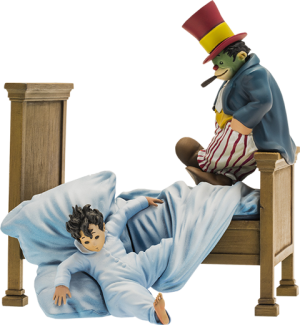 Little Nemo in Slumberland Statue