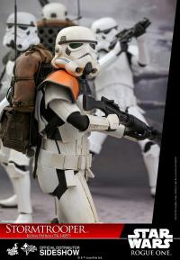 Gallery Image of Stormtrooper Jedha Patrol TK-14057 Sixth Scale Figure