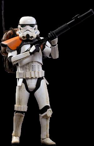 Stormtrooper Jedha Patrol TK-14057 Sixth Scale Figure