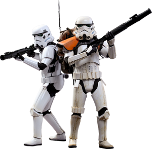 Stormtroopers Sixth Scale Figure