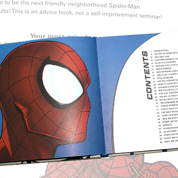 The World According to Spider-Man Book