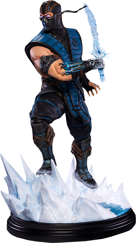 PCS Collectibles Sub-Zero Statue