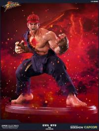 Gallery Image of Evil Ryu Murderous Intent Statue