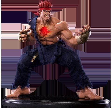 PCS Collectibles Evil Ryu Murderous Intent Statue