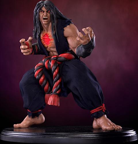 PCS Collectibles Evil Ryu Dark Hado Statue