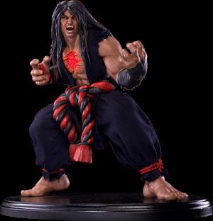 Evil Ryu Dark Hado Statue