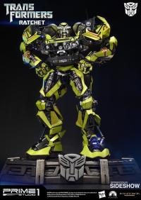 Gallery Image of Ratchet Polystone Statue