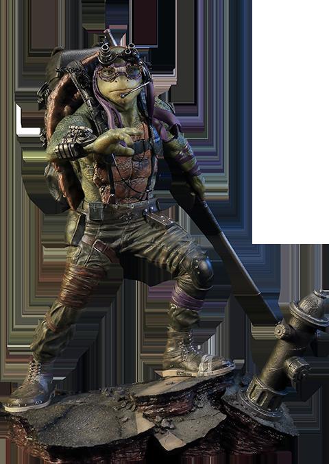 Prime 1 Studio Donatello Polystone Statue