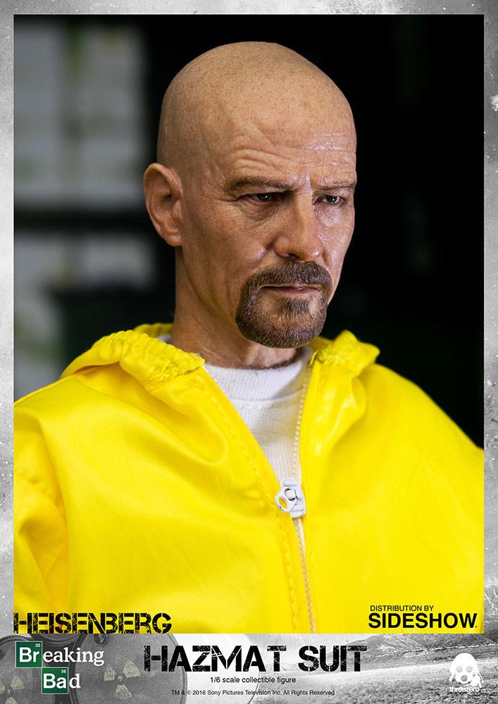 Heisenberg Breaking Bad OFFICIAL Walter Jesse Gus Mexican Cartel Drawing T  15C