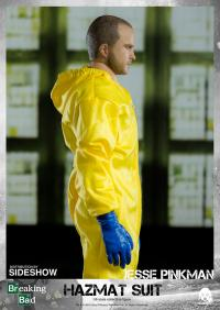 Gallery Image of Heisenberg Jesse Hazmat Suit Combo Sixth Scale Figure
