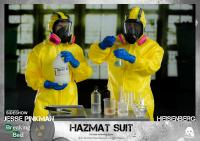 Gallery Image of Heisenberg Jesse Hazmat Suit Combo Sixth Scale Figure