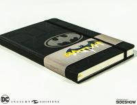 Gallery Image of Batman Hardcover Ruled Journal Book