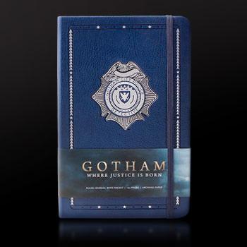 Gotham Hardcover Ruled Journal Book