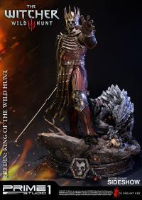 Gallery Image of Eredin Polystone Statue