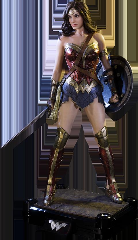 Prime 1 Studio Wonder Woman Polystone Statue