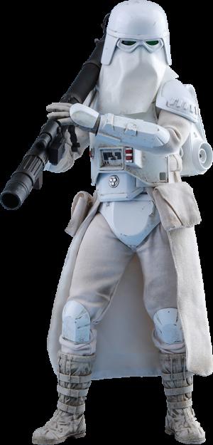 Snowtrooper Deluxe Version Sixth Scale Figure