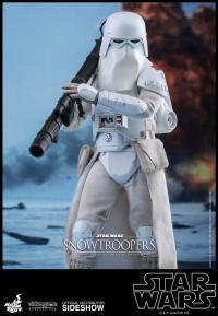 Gallery Image of Snowtroopers Sixth Scale Figure
