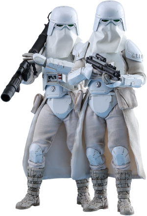 Snowtroopers Sixth Scale Figure