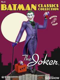 Gallery Image of Classic Joker Maquette