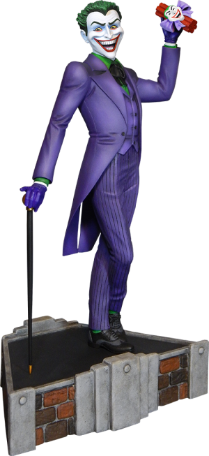 Classic Joker Maquette