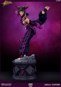 Gallery Image of Juri Player 2 Black Statue