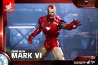 Gallery Image of Iron Man Mark VI Sixth Scale Figure