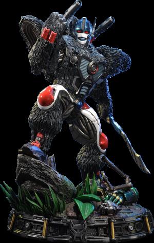 Optimus Primal Statue