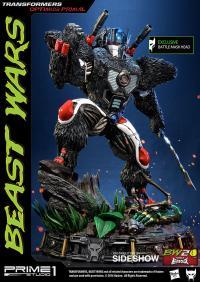 Gallery Image of Optimus Primal Statue