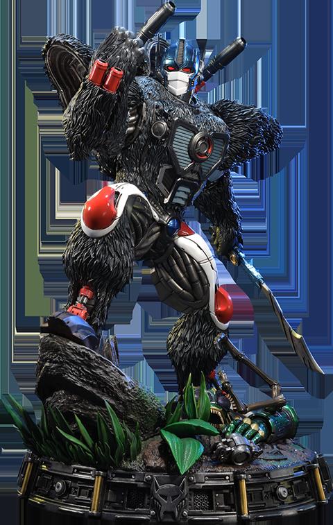 Prime 1 Studio Optimus Primal Statue