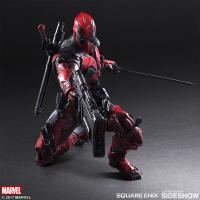Gallery Image of Deadpool Collectible Figure