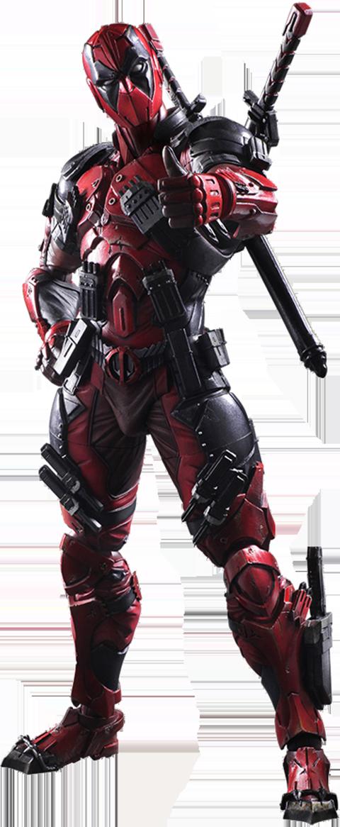 Square Enix Deadpool Collectible Figure