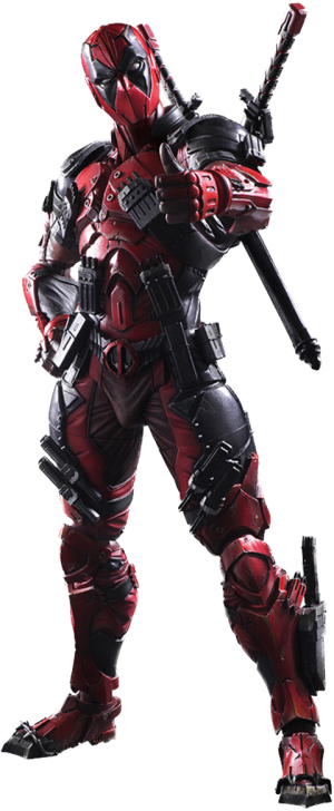 Deadpool Collectible Figure