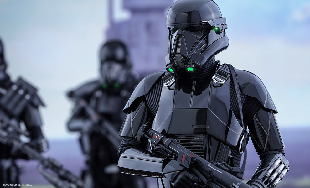 Gallery Feature Image of Death Trooper Sixth Scale Figure - Click to open image gallery